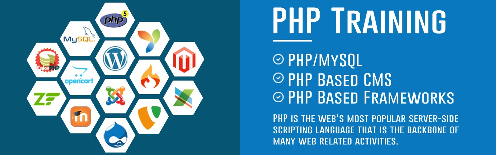 Learn PHP in Delhi